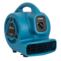 XPOP-80A - XPOWER600 CFM Multi-Purpose Mini Mighty Air Mover