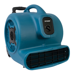 XPOP-830H - XPOWER1 HP 3600 CFM 3 Speed Air Mover