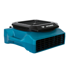 XPOPL-700A - XPOWER1/3 HP 1050 CFM 3 Speed Low Profile Air Mover