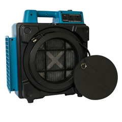 XPOX-2480A-Blue - XPOWERCommercial 3 Stage Filtration HEPA Purifier System