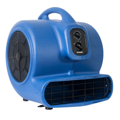 XPOX-800TF - XPOWER3/4 HP 3200 CFM 3 Speed Air Mover