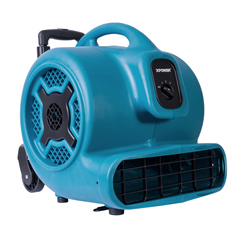 XPOX-830H - XPOWER1 HP 3600 CFM 3 Speed Air Mover