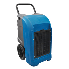 XPOXD-125 - XPOWER - 125-Pint Commercial Dehumidifier with Automatic Purge Pump and Drainage Hose