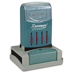 XST66210 - Xstamper® ECO-GREEN VersaDater® Message Dater