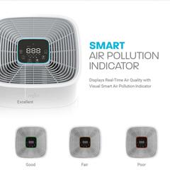 ZOGNSP-HEPA-PRO - Zogics - NSpire PRO Premium H13 HEPA Air Filtration System