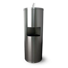 ZOGZ650 - Zogics - Stainless Steel Wipes Floor Dispenser