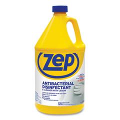 ZPEZUBAC128EA - Antibacterial Disinfectant, 1 gal Bottle