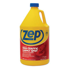 ZPEZUHTC128EA - High Traffic Carpet Cleaner, 128 oz Bottle