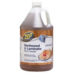 ZPEZUHLF128EA - Hardwood and Laminate Cleaner, 1 gal Bottle