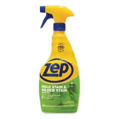 ZPEZUMILDEW32EA - Mold Stain and Mildew Stain Remover, 32 oz Spray Bottle