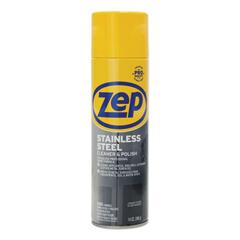 ZPEZUSSTL14EA - Stainless Steel Polish, 14 oz Aerosol