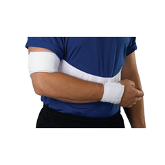 MEDORT16100M - MedlineElastic Shoulder Immobilizer, Medium