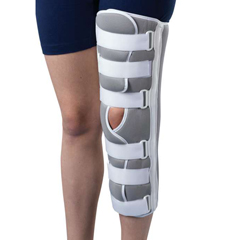 MEDORT2440020M - Medline - Sized Knee Immobilizers