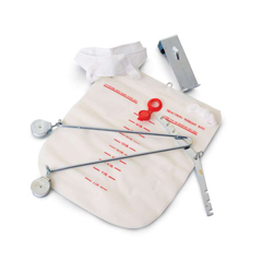 MEDORT31400 - Medline - Universal Over-Door Standard Cervical Traction Kit