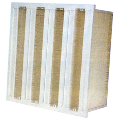 PUR5360852883 - PurolatorServa-Cell® PV V-Configuration Rigid Cell Filter, MERV Rating : 14