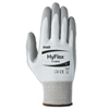 Ansell HyFlex® 11-644 Light Cut Protection Gloves, Size 9, Gray/White ANS 012-11-644-9