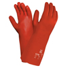 Ansell Polyvinyl Alcohol Gloves, Size 10, Red ANS 012-15-554-10