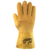Ansell Golden Grab-It Gloves, 10, Yellow, Fully Coated ANS 012-16-312-10