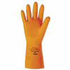 Ansell Heavyweight Natural Rubber Latex Gloves ANS 012-208-10