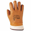 hand protection: Ansell - Winter Monkey Grip Vinyl Work Gloves