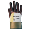 Ansell Hycron Nitrile Coated Gloves, 10, Brown ANS 012-28-507-10
