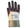 Ansell Metalist Palm-Coated Gloves, Size 7, Brown ANS 012-28-507-7