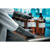 Ansell Chemtek Protective Gloves, Black, Rough, Size 10 ANS 012-38-514-10