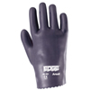 Ansell Edge Nitrile Gloves, Slip-On Cuff, Interlock Knit Lined, Size 8.5 ANS 012-40-105-8.5