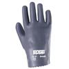 Ansell Edge Nitrile Gloves, Slip-On Cuff, Interlock Cotton, Size 9, Gray ANS 012-40-105-9