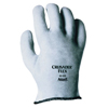 hand protection: Ansell - Crusader Flex Heat Resistant Gloves, Size 10, Light Gray
