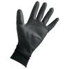 Ansell Sensilite Gloves, Palm Coated, 11, Black ANS 012-48-101-11
