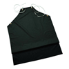 Ansell CPP Supported Neoprene Apron, 12 1/2 oz, 35 In X 45 In, Black ANS 012-56-402-35X45