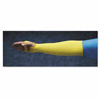 Ansell 18 GoldKnit® Sleeve with Thumb Slot, Yellow ANS 012-70-118