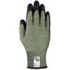 Ansell Powerflex Cut Resistant Gloves, Size 10, Black ANS 012-80-813-10