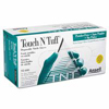 Ansell Touch N Tuff® Disposable Gloves ANS 012-92-600-9.5-10