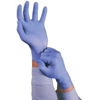 Ansell Medium TNT Blu-Disposable  Nitrile-100 Gloves/bx ORS 012-92-675-M