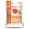 Cookies Treats Bars Dried Fruit: Bare Fruit - Organic Baked-Dried Cinnamon Apple Chips