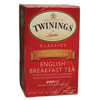 Twinings English Breakfast Decaf Tea BFG 27010