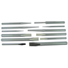 Pony Punch And Chisel Sets, English, 6 Chisels, 6 Punches, Pouch AJC 680-16-299