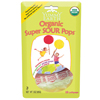 Yummy Earth Super Sour Lollipops, Stand Up Pouch BFG 38599