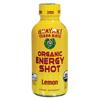 Guayaki Lemon Organic Energy Shot BFG 22025