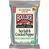 Boulder Canyon Sea Salt & Cracked Pepper Kettle Chips BFG 51394