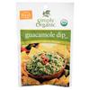 Simply Organic Guacamole Dip Mix BFG 53433