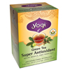 Clean and Green: Yogi Teas - Green Tea Super Antioxidant Tea
