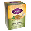 Yogi Teas Chai Green Tea BFG 27102