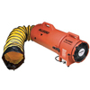 Allegro Plastic Com-Pax-Ial Blowers w/Canisters ALG 037-9533-15