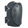 Alta Altaguard Hard Cap Gel Knee Pads, Altalok Easy On/Off Fastening System, Black ALT 039-56203