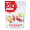 organic snacks: The Good Bean - Smokey Chili Lime Chickpea Snack Gluten-free