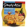 quick meals: Simply Asia - Sesame Teriyaki Noodle Bowl