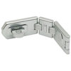 American Lock Double Hinge Hasps AML 045-A885
